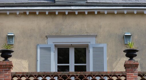 Roussainville_Passy historische Außenleuchte von LumArt, wird auch unter Atelier Lumin Art verkauft.
