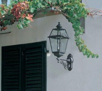Mediterran Wandlampe