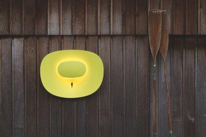 moderne Wandleuchte LED