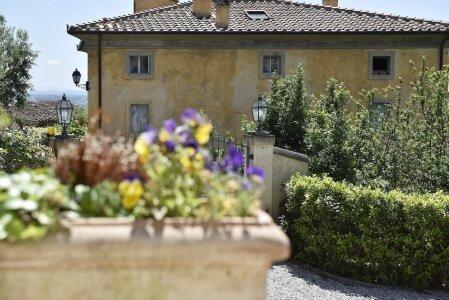 Gartenleuchte Mauerleuchte mediterran