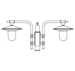 41029 mediterrane landhaus leuchte von surya luce terme. Black Bedroom Furniture Sets. Home Design Ideas