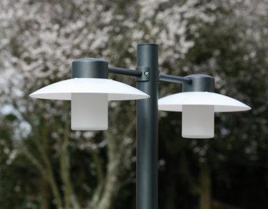 klassik-leuchten.de: Aubanne Nr. 5 schöne Gartenleuchte von Roger Pradier