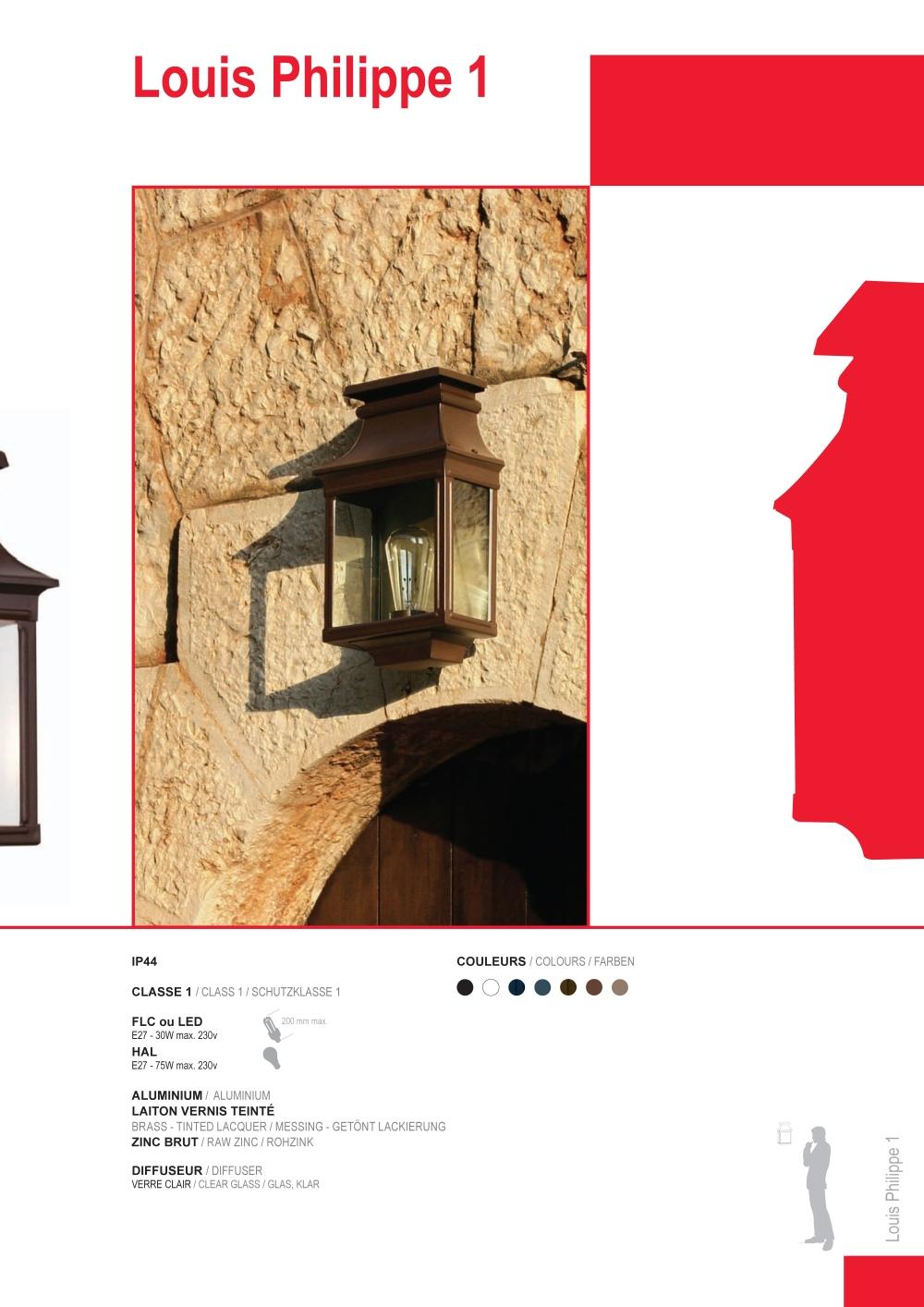 Außenleuchten Landhausstil mediterrane außenleuchten landhausstil roger pradier