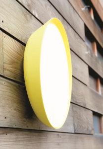 klassik-leuchten.de: Mona exklusive LED Außenwandlampe von Roger Pradier Outdoor Lighting