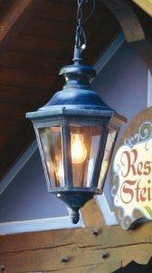 klassik-leuchten.de: Louis XIII 1 klassische Deckenleuchte von Roger Pradier