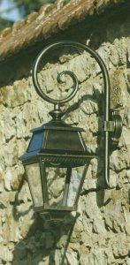 klassik-leuchten.de: 02. Avenue 2 Wandlampe 02 am Bischofsstab von Roger Pradier