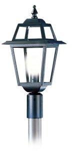 klassik-leuchten.de: 04. mediterrane Gartenleuchte Aries piccolo Nr. 2272-25 als Mastaufsatz von Framon Tradizionale