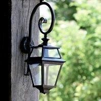 schöne mediterrane außenleuchten - klassische gartenlampen, Garten Ideen