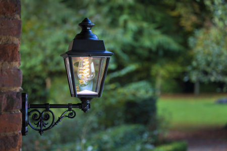 klassik-leuchten.de: Chenonceau 5 klassische Außenleuchte, Roger Pradier