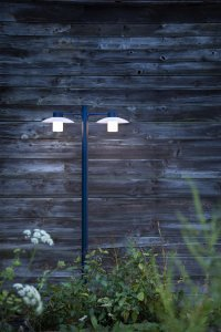 klassik-leuchten.de: Belcour Nr. 5 Designer Außenleuchte von Roger Pradier