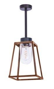 klassik-leuchten.de: M2. Designer Deckenlampe Lampiok Nr. 2 Messing von Roger Pradier