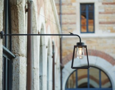 klassik-leuchten.de: 6. Designer Wandlampe Lampiok Nr. 6 von Roger Pradier