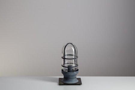 klassik-leuchten.de: Beg Meil Nr. 82884 Gartenleuchte H 22 cm von LumArt (aka Atelier Lumin Art).