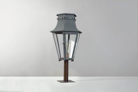 klassik-leuchten.de: Annecy Außenlampe Nr. 149 Größe L historische Außenleuchte von LumArt.