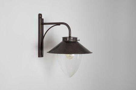 klassik-leuchten.de: Belvedere Außenlampe Nr. 271 Größe L historische Außenleuchte von LumArt.