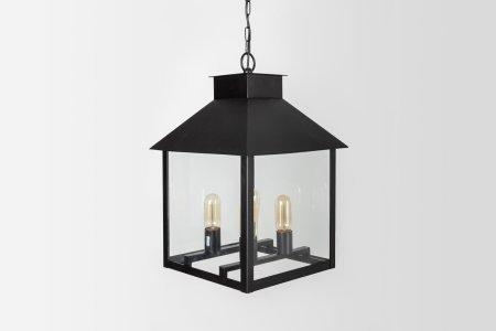 klassik-leuchten.de: Antana Nr. 1010 historische Deckenlampe XL aus dem Studio LumArt(aka Atelier Lumin Art).