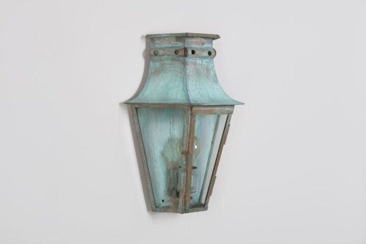 Annecy Wandlampe Nr. 242 Größe L historische Wandlampe von LumArt.