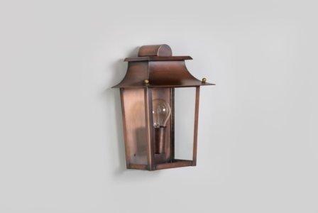 klassik-leuchten.de: Alma Wandlampe Nr. 272 Größe S historische Wandleuchte von LumArt.