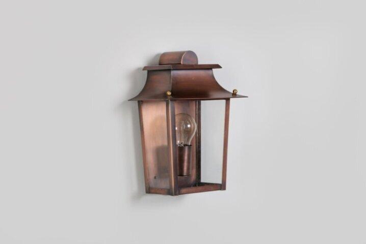 Alma Wandlampe Nr. 272 Größe S historische Wandleuchte von LumArt.