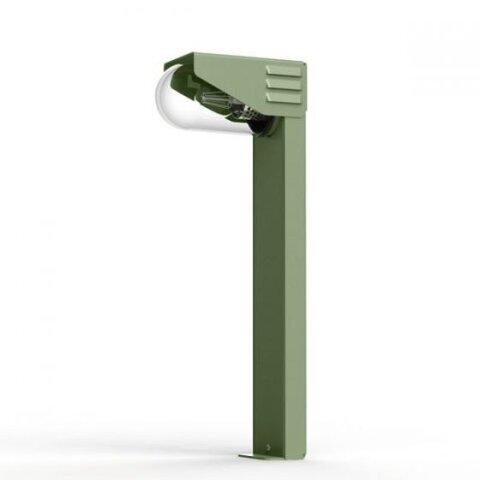 RP195 Nr. 2 aus Aluminium, moderne Designerleuchte von Roger Pradier