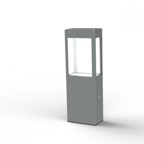 Tetra Nr. 02 moderne LED neutral white Beleuchtung für den Außenbereich von Roger Pradier (Kopie)